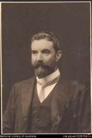 Alfred Deakin 2nd Prime Minister