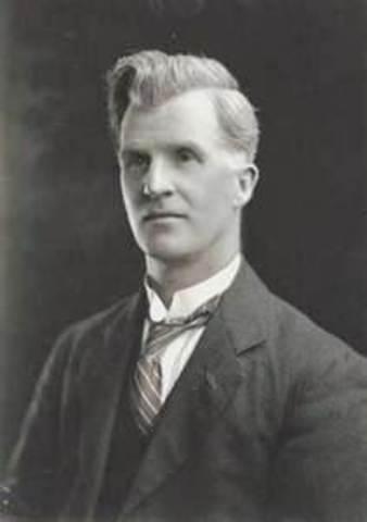 James Scullin 9th Prime Minister