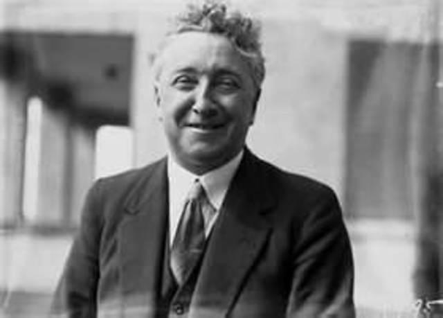Joseph Lyons 10th Prime Minister