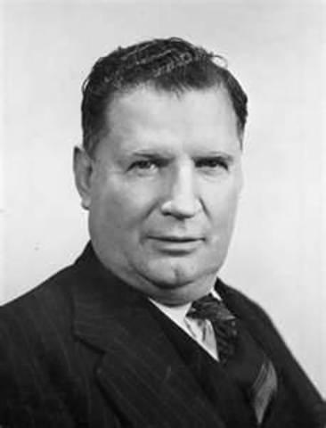 Arthur Fadden 13th Prime Minister
