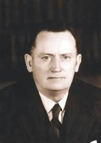 Francis Forde 15th Prime Minister