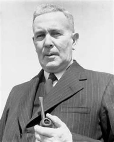 Ben Chifley 16th Prime Minister