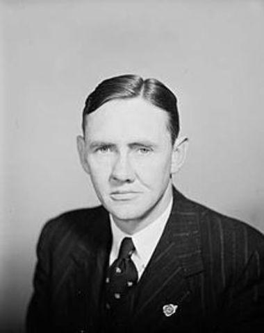 John Gorton 19th Prime Minister