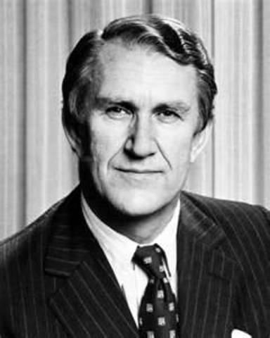 Malcolm Fraser twenty second Prime Minister