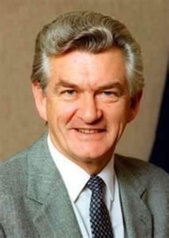 Robert Hawke 23rd Prime Minister