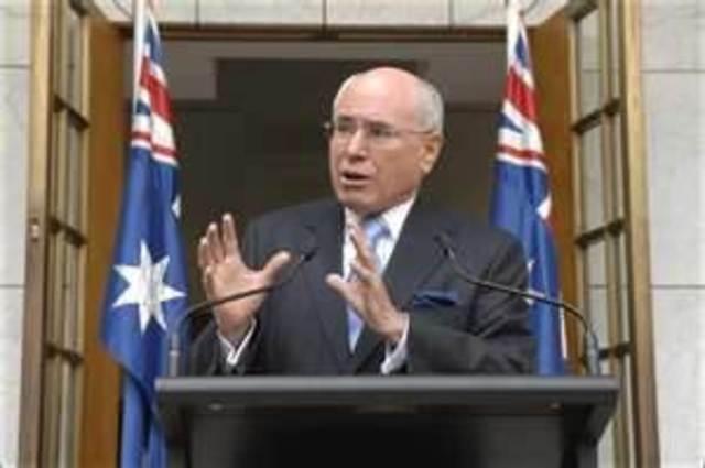 John Howard 25th Prime Minister