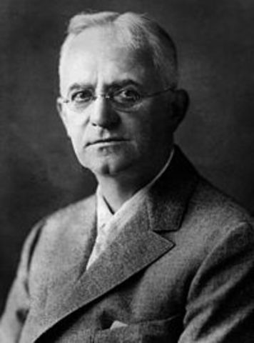 George Eastman invented the first hand held camera and rolled film.