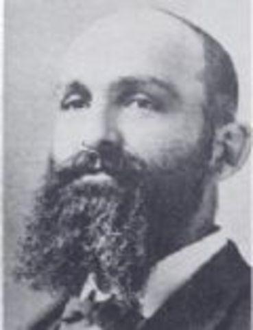 Whitcomb L. Judson invents the zipper