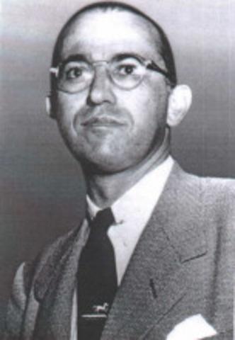Jonas Salk invents a vaccine for polio.
