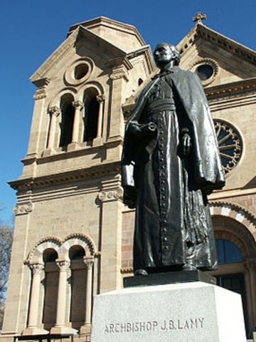 New Mexico gets a Bishop