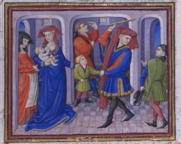 Siglo XV – Prerrenacimiento