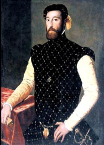 Nace Garcilaso De La Vega