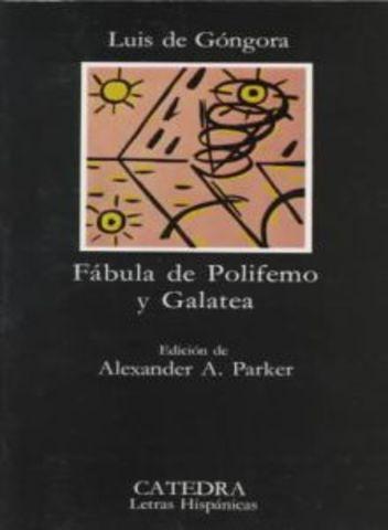 """""""Fábula de Polifemo y Galatea"""" - Luis de Góngora"""