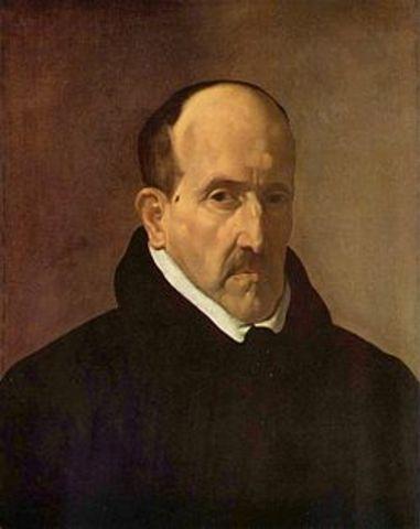 Nace Luis de Gongora