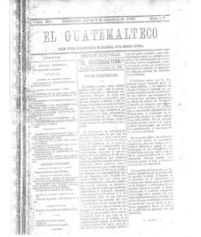El Guatemalteco