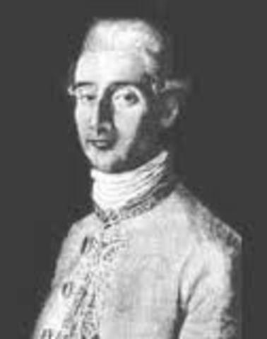 Nacimiento de Félix María de Samaniego