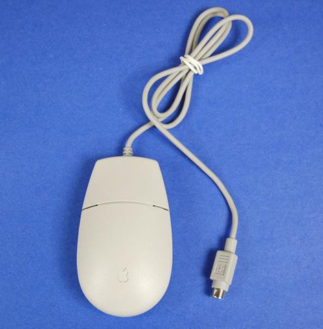 Diseño del ratón actual