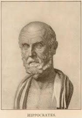Hippocrates 460-377BC