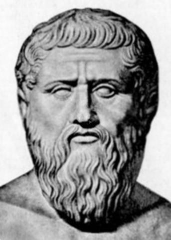 Plato 387 BC