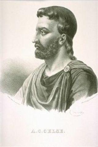 Aulus Cornelius Celsus 25 B.C.-50 A.D.