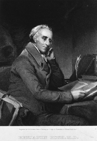 Benjamin Rush 1745-1813