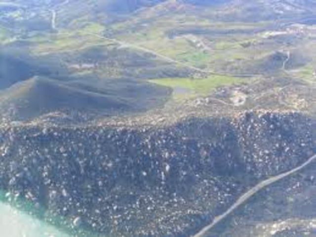 Colonists deserted San Gabriel