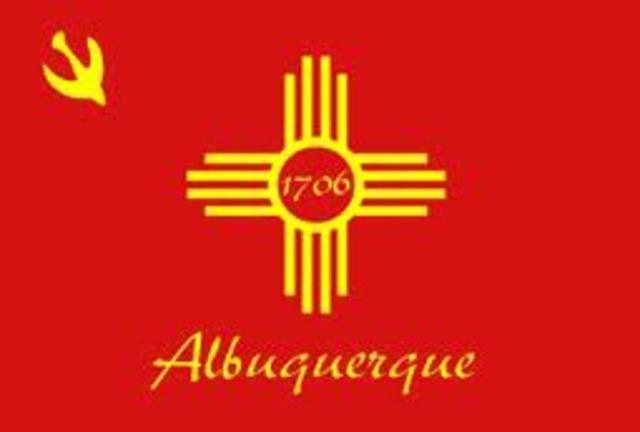Villa de Albuquerque was founded