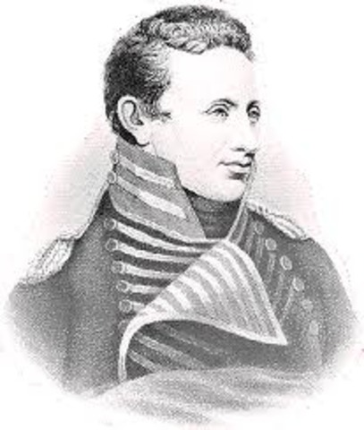 Zebulon Pike led first Anglo-American expedition to New Mexico