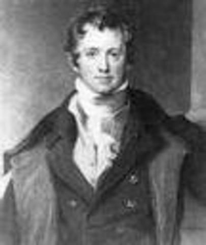 Johann Döbereiner - Law of Traids