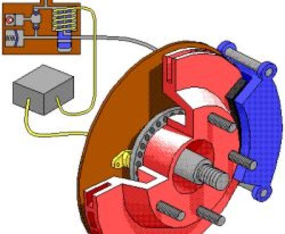 Anit-lock braking system
