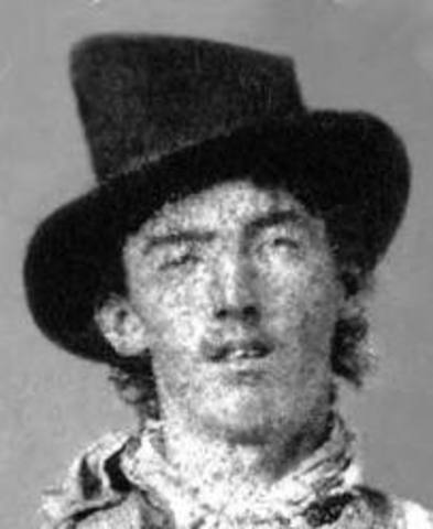 Death of Billy the Kid