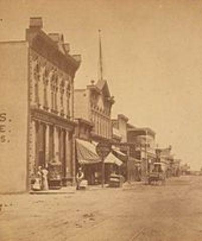 Villa de Albuquerque is founded