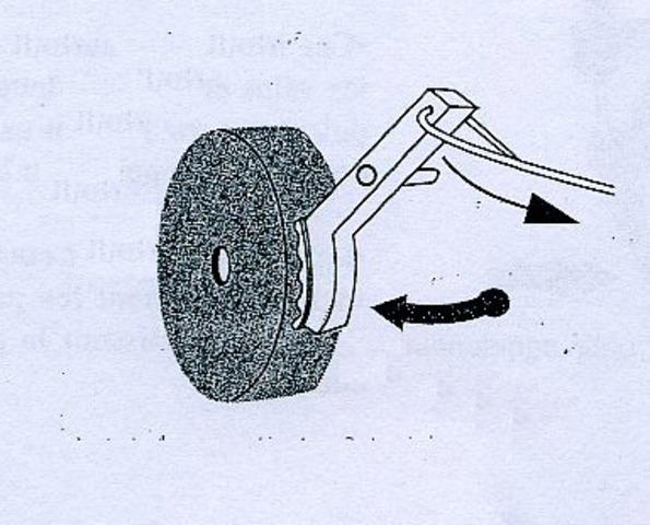 Le frein à sabot