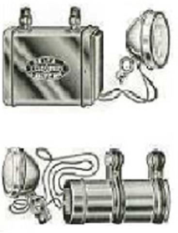 Système d'éclairage électrique rechargeable