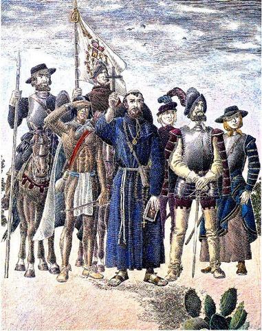 The Founding of Santa Fe