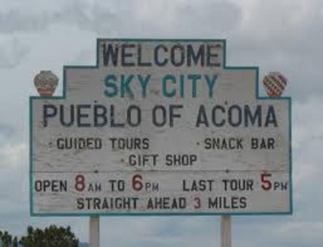 Battle of Acoma
