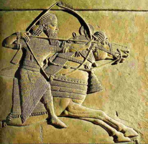Assyrians  empire