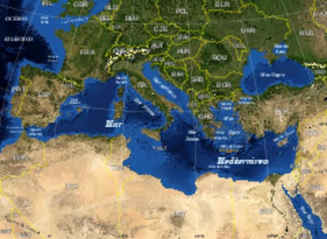 mediterranean  civilization