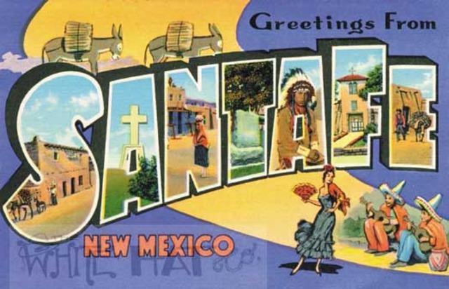 Santa Fe established