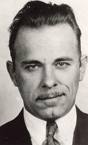 John Dillinger Dies