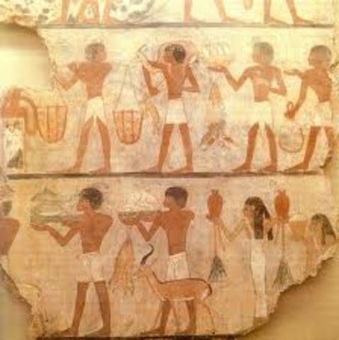 old kindom of egypt
