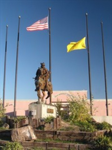 The First Capitol of New Mexico