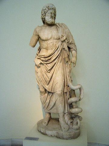Melampus of Pilus Organic Model 1300 B.C.