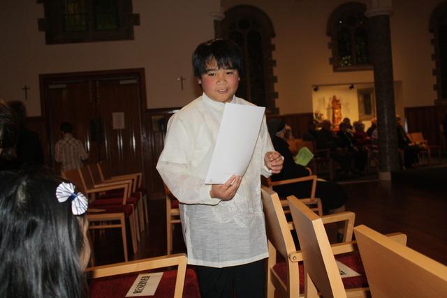 My 1st Holy Communion
