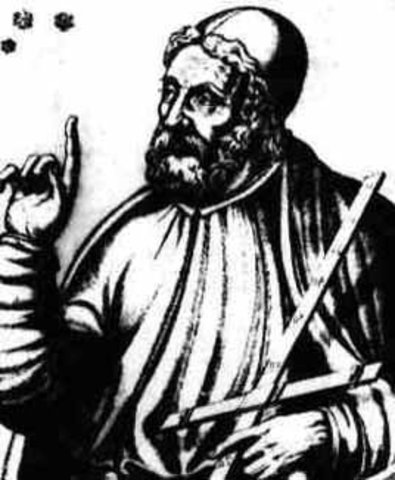 Ptolemy (200AD)