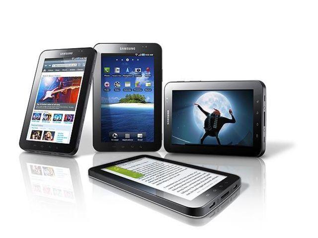 Começo da entrega dos tablets