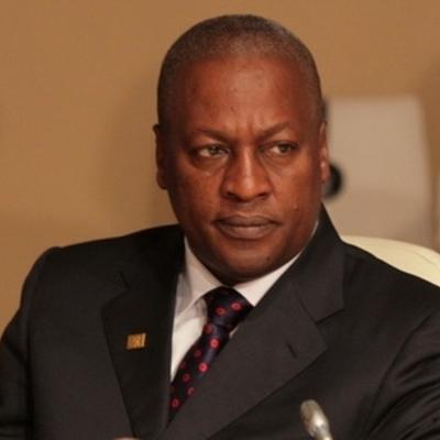 John Mahama of Ghana timeline