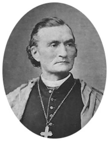 Bishop Jean Baptiste Establishes Churches and Schools