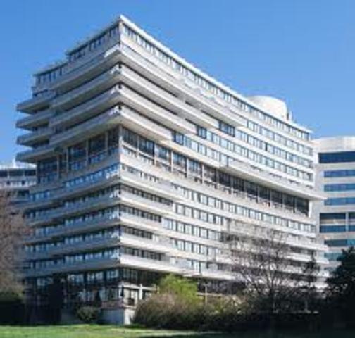 Break in At Watergate Office Complex