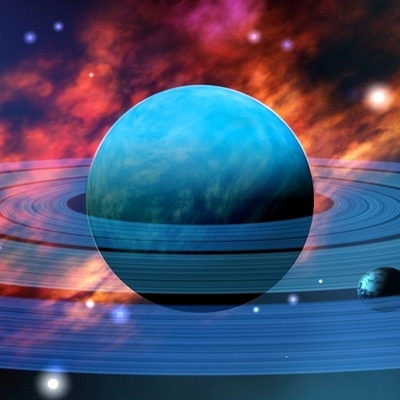History of Neptune timeline